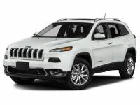 Certified Used 2017 Jeep Cherokee Limited FWD SUV