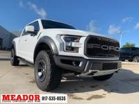Used 2018 Ford F-150 Raptor Truck SuperCrew Cab