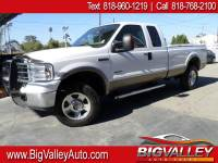 2006 Ford F-350 SD Lariat SuperCab Long Bed 4WD