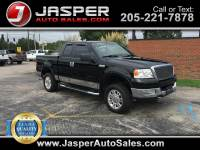2005 Ford F-150 Lariat 4WD SuperCab 6.5' Box