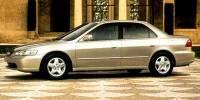 Pre Owned 1998 Honda Accord Sedan EX V6 Automatic VIN1HGCG1659WA020012 Stock Number90644401