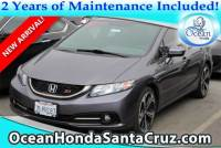 Used 2015 Honda Civic Sedan Si Sedan For Sale in Soquel near Aptos, Scotts Valley & Watsonville | Ocean Honda