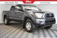 2015 Toyota Tacoma 4x4 V6