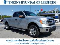 Used 2013 Ford F-150 Truck SuperCab For Sale Leesburg, FL