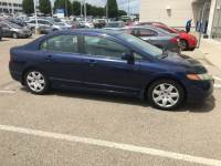 Used 2007 Honda Civic LX For Sale in Monroe OH