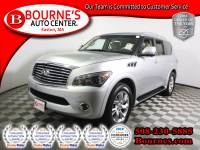 2013 INFINITI QX56 4WD w/ Nav,Leather,Sunroof,Heated Seats, And Backup Camera.