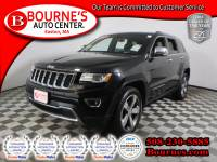 2015 Jeep Grand Cherokee Limited 4WD w/ Nav,Leather,Sunroof,Heated/Cooled Seats, And Backup Camera.