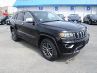 Used 2017 Jeep Grand Cherokee Limited 4x4 SUV | Aberdeen