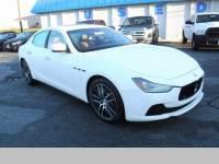 Used 2015 Maserati Ghibli S Q4 Sedan | Aberdeen