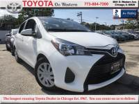 Used 2017 Toyota Yaris 5-Door L Hatchback Front-wheel Drive in Chicago