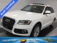 Used 2016 Audi Q5 For Sale at Burdick Nissan | VIN: WA1L2AFP2GA103288
