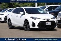 2018 Toyota Corolla Sedan - Used Car Dealer near Sacramento, Roseville, Rocklin & Citrus Heights CA