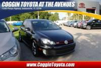 Pre-Owned 2014 Volkswagen GTI Wolfsburg Edition Hatchback in Jacksonville FL