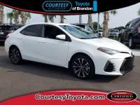 Certified 2019 Toyota Corolla SE Sedan in Jacksonville FL