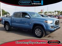 Certified 2019 Toyota Tacoma SR5 V6 Truck Double Cab in Jacksonville FL