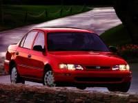 Pre-Owned 1997 Toyota Corolla Sedan in Jacksonville FL