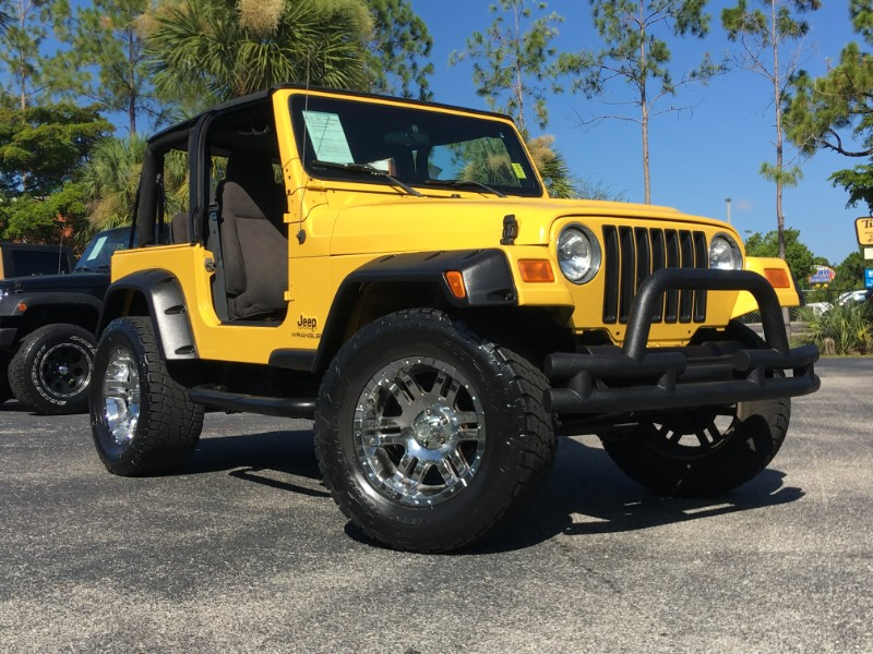 Photo 2004 Jeep Wrangler X