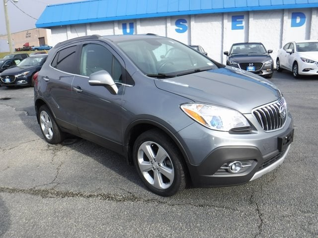 Photo Used 2015 Buick Encore Convenience SUV  Aberdeen