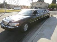 2005 Lincoln Town Car 120 inch Stretch Limousine