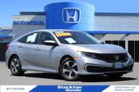 Certified Used 2019 Honda Civic LX For Sale in Stockton, CA