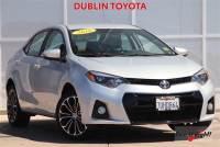 Certified Pre-Owned 2016 Toyota Corolla S Plus Sedan in Dublin, CA