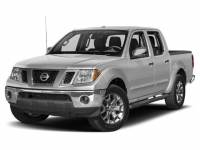 Pre-Owned 2019 Nissan Frontier SV Truck Crew Cab 4x4 in Middletown, RI Near Newport