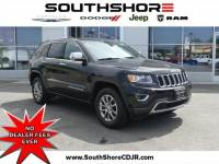 2016 Jeep Grand Cherokee Limited Inwood NY | Brooklyn Queens Nassau County New York 1C4RJFBG3GC358042