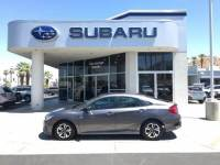 Used 2016 Honda Civic 4dr CVT LX | Palm Springs Subaru | Cathedral City CA | VIN: 2HGFC2F51GH534194