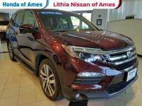 Certified Used 2016 Honda Pilot AWD 4dr Touring w/RES & Navi in Ames, IA