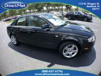 Used 2007 Audi A4 2.0T| For Sale in Sanford, FL | WAUAF78E97A268218 Winter Park