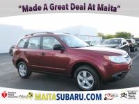 Used 2012 Subaru Forester 2.5X Available in Sacramento CA