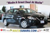 Used 2016 Nissan Sentra S Available in Sacramento CA