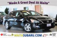 Used 2014 Nissan Altima 2.5 SL Available in Sacramento CA