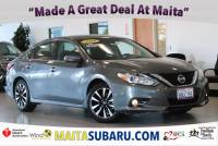 Used 2018 Nissan Altima 2.5 SV Available in Sacramento CA