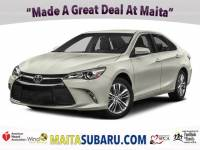 Used 2017 Toyota Camry SE Available in Sacramento CA