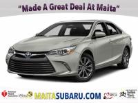 Used 2016 Toyota Camry Hybrid LE Available in Sacramento CA