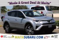 Used 2018 Toyota RAV4 LE Available in Sacramento CA