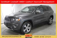 2015 Jeep Grand Cherokee Limited SUV