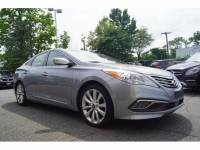 Used 2016 Hyundai Azera Limited Sedan | TOTOWA NJ | VIN: KMHFH4JGXGA529364