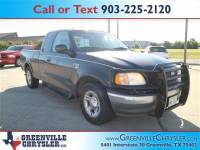 Used 2002 Ford F-150 Lariat Pickup