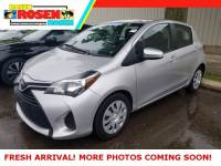 2016 Toyota Yaris L Hatchback Front-wheel Drive