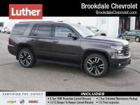 Certified Pre-Owned 2018 Chevrolet Tahoe 4WD Premier RST Edition