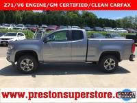 Certified Used 2018 Chevrolet Colorado Z71 Truck in Burton, OH