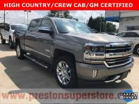 Used 2017 Chevrolet Silverado 1500 High Country Truck in Burton, OH