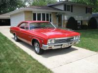 1966 Chevrolet Impala -RESPECTFUL AND RELIABLE CLASSIC MUSCLE-