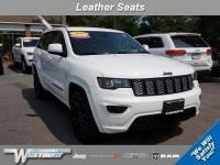 Certified Used 2017 Jeep Grand Cherokee Altitude Altitude 4x4 *Ltd Avail* Long Island, NY