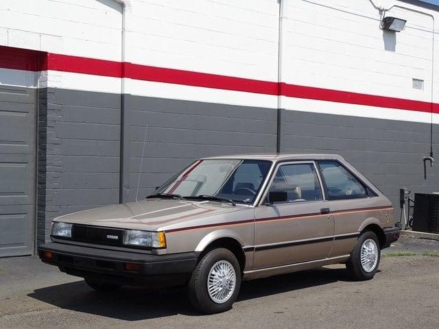 Photo Used 1988 Nissan Sentra For Sale at Huber Automotive  VIN JN1PB26S0JU015639