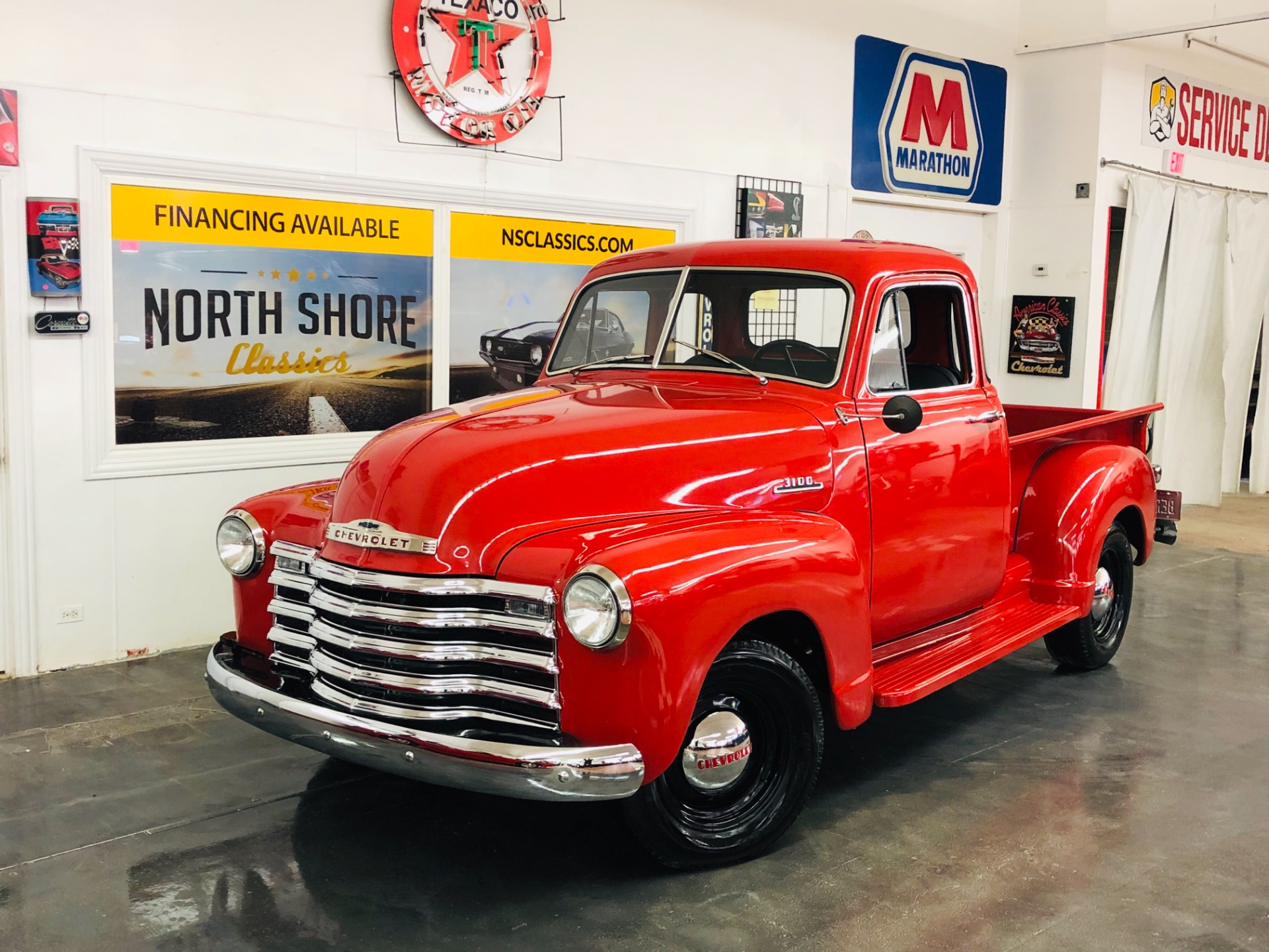 Photo 1953 Chevrolet Pickup -SHOW TRUCK-3100-FRAME OFF RESTORED 5 WINDOW PICK UP - SEE VIDEO
