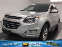 Used 2017 Chevrolet Equinox For Sale at Burdick Nissan | VIN: 2GNFLFEKXH6228029