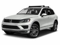 Used 2016 Volkswagen Touareg For Sale at Burdick Nissan | VIN: WVGEF9BP1GD011588
